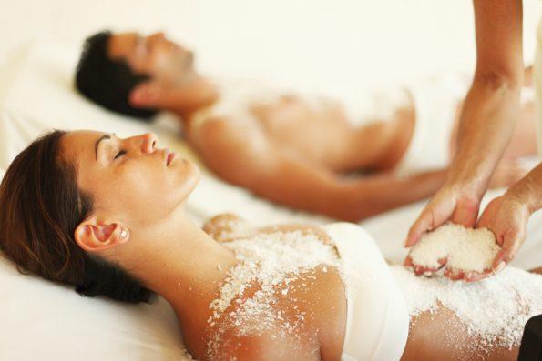 Scrub con Sali del Mar Morto+Massaggio (30 min.)