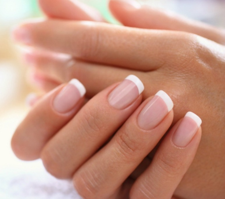 5 Manicures and pedicures