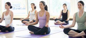 lezioni di yoga, ginnastica posturale e naturale in brianza